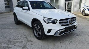 Mercedes-Benz GLC 200 4MATIC Premium (149)Полярно - белый