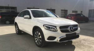 Mercedes-Benz GLC 250 4MATIC Coupe (149)Полярно - белый