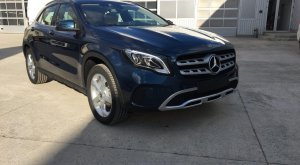 Mercedes-Benz GLA 200 (667)Cиний деним металлик